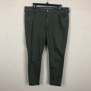 American Eagle Outfitters Women's Stretch Super Lo
